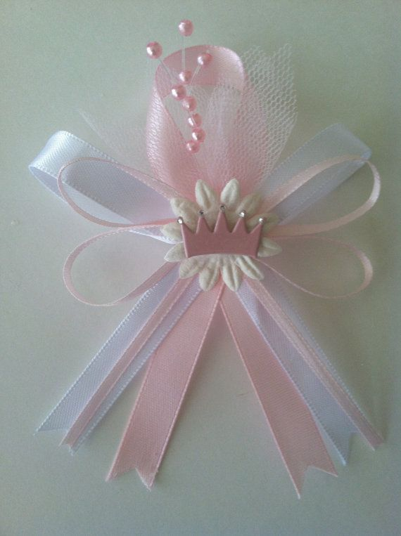 Princess Crown Baby Shower Favors by littlecreationz on Etsy, $1.25