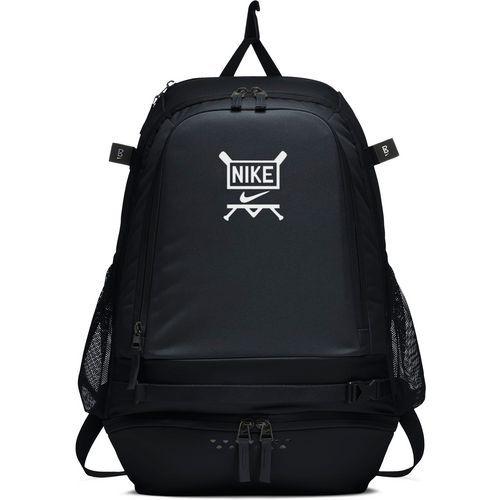 Nike Vapor Select Baseball Backpack Black - Baseball Equipment, Baseball Softball Accessories at Academy Sports