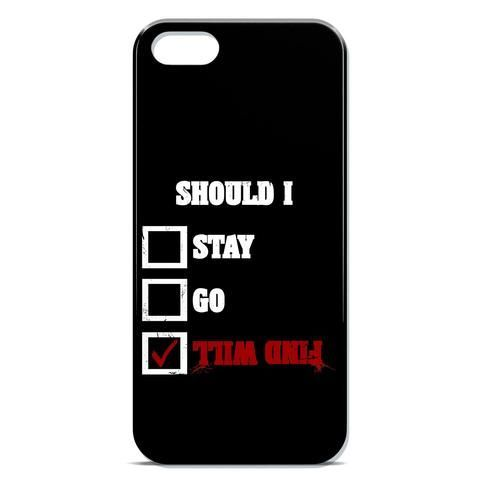 Stranger Things Find Will Byers iPhone 5 Phone Case