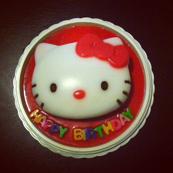 Pastel de cumpleaños...