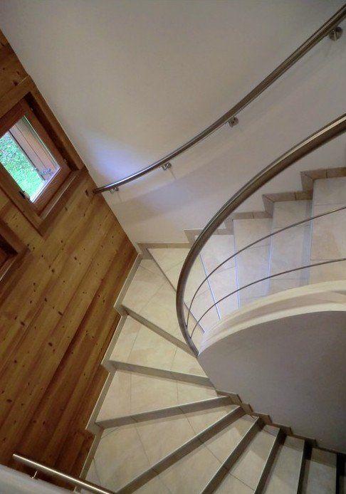 17 Meilleures Id Es Propos De Rampe Escalier Inox Sur