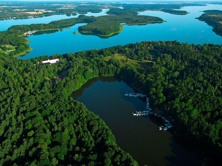 on the east of Poland - Mazury,  the land of thousand lakes and a paradise for…