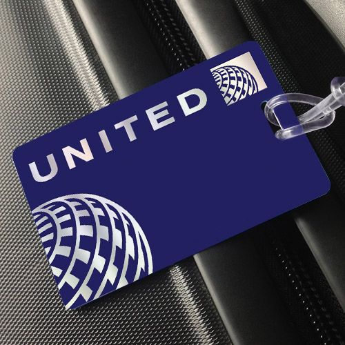 United Airlines Bag United Airlines Luggage Tags Airline