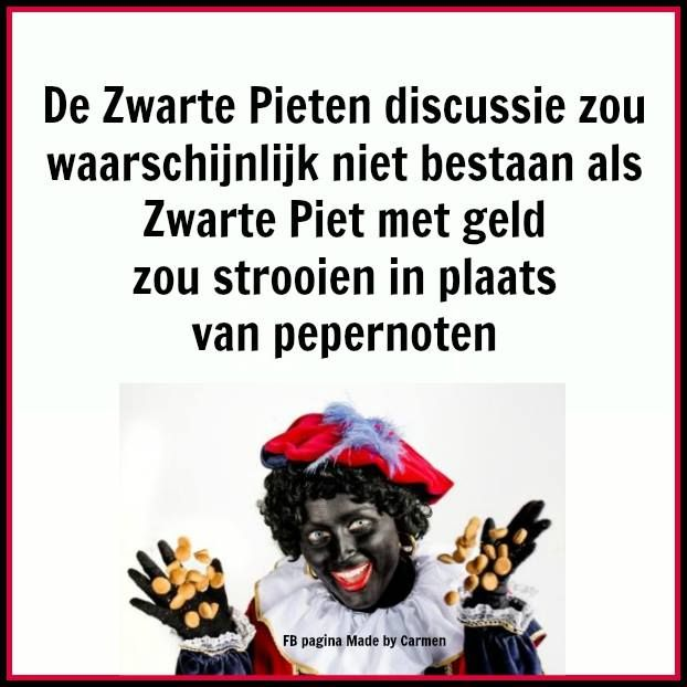 Zwarte Piet discussie