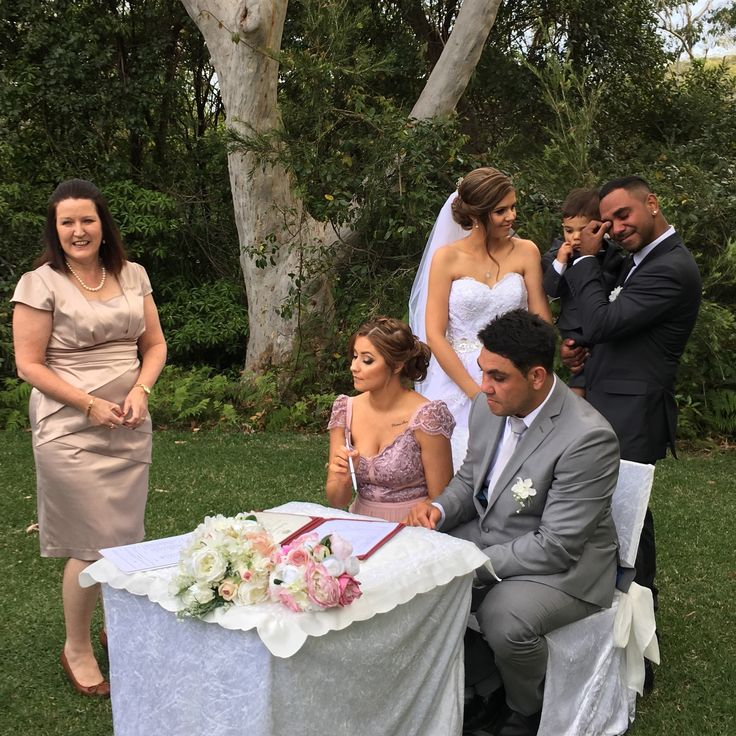 This wedding was at the Botanic Gardens at Booderee National Park, ACT. The Groom was so touched by his brides beauty and commitment it was just so beautiful.