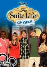 The Suite Life on Deck is my all time favorite Disney Channel Show ever.<3
