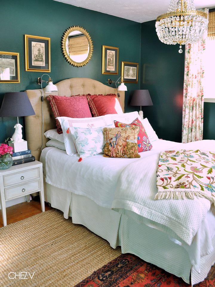 Best 25+ Teal Bedroom Walls Ideas On Pinterest