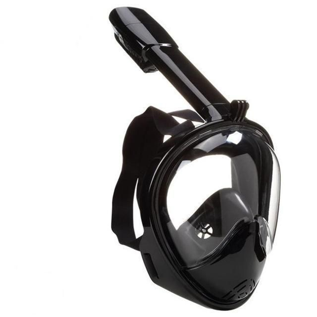 b6a28a435 Adult Diving Mask Underwater Scuba Anti Fog Full Face Diving Mask Snorkeling  Set Anti-Skid Ring