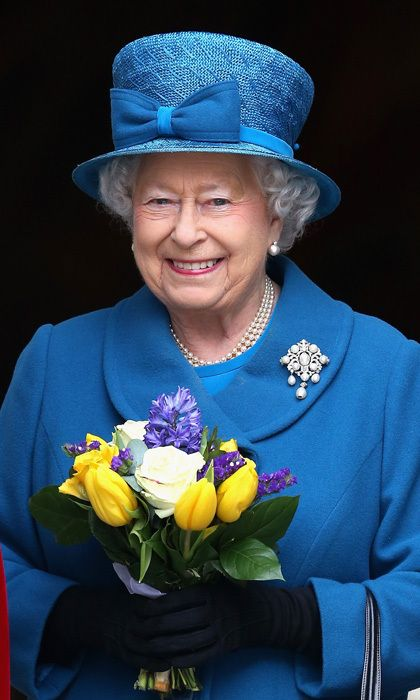Q: QUEEN  Elizabeth is the odds-on favourite for the baby's name should Kate have a girl – and it's easy to see why she and William would want to pay homage to a revered monarch and beloved relative. Whatever the child's gender, the Queen, who turns 89 this month, will surely delight in welcoming her fifth great-grandchild. Photo: © Chris Jackson/Getty Images