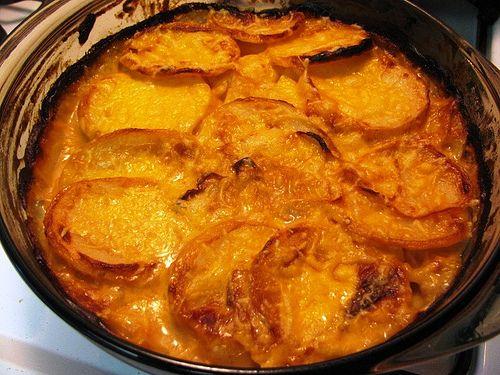 Skinny Scalloped Potatoes Gratin.. This one too!