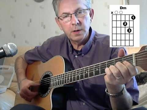 GUITAR COVER-DIRE STRAITS-SULTANS OF SWING-EASY CHORDS - YouTube