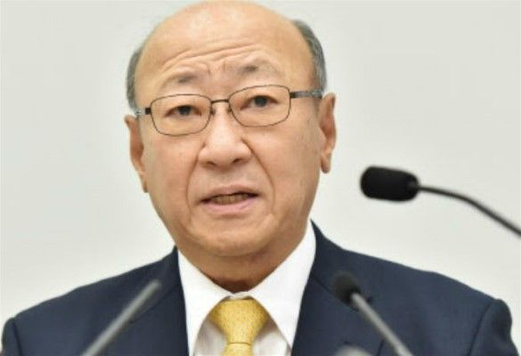 Kimishima originally had four titles under his name: head of human resources, general manager of the general affairs division, general manager of corporate analysis and administration and managing director.