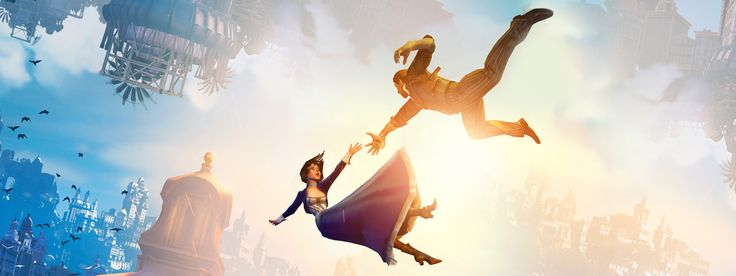 "Bioshock Infinite (Xbox 360, PS3) ""Give us the girl and wipe away the debt."" An epic first-person journey awaits you on the wings on those words, opening up a world of possibilities. Regarded as a benchmark achievement, this is arguably one of the greatest games of this generation. For more Current Gen Gift Ideas go check out our Holiday Guide!"