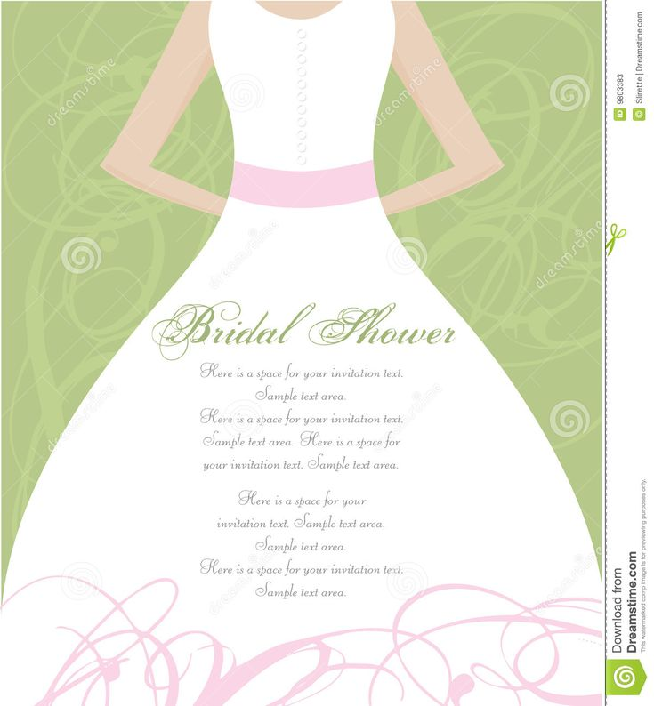 27 best bridal shower invitations images on Pinterest - bridal shower invitation templates