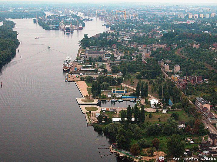 Szczecin - var her i 2003 sammen med Ole
