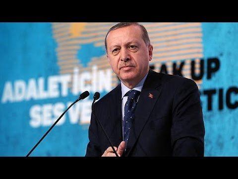 Turkey's President Erdogan threatens Europe with new wave of refugees