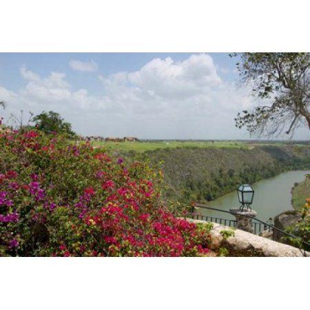 Villas at Dye Fore Dye Fore Golf Course Los Altos Casa De Campo Dominican Republic Canvas Art - Lisa S Engelbrecht DanitaDelimont (27 x 18)