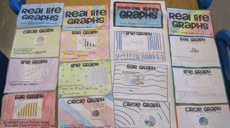 Real Life Graphs Project