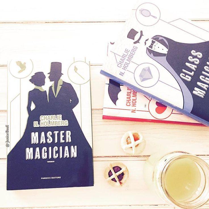 La Fenice Book: [Recensione] Master Magician (The Paper Magician #3) di Charlie N. Holmberg