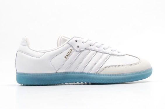 http://SneakersCartel.com All Kinds Of Freshness On The adidas Samba White Ice #sneakers #shoes #kicks #jordan #lebron #nba #nike #adidas #reebok #airjordan #sneakerhead #fashion #sneakerscartel https://www.sneakerscartel.com/all-kinds-of-freshness-on-the-adidas-samba-white-ice/