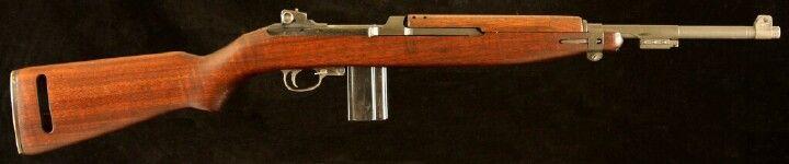 The U.S. Caliber .30 Carbines