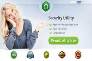 Security Utility est extrêmement malveillant parasite publicitaire qui rend vos navigateurs Internet périlleux
