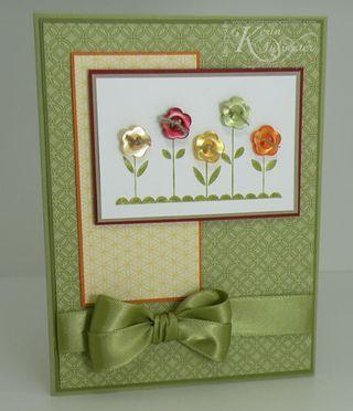 Button FlowersCute Cards, Button Flowers, Cards Ideas, Hello Blossoms, Flower Buttons, Buttons Flower, Adorable Cards, Flower Cards, Buttons Cards