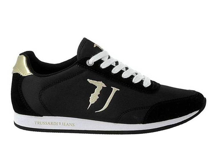 #Trussardi #Jeans #79S611 #Bianco e #Nero #Sneakers #Donna #Scarpa #Sportiva con spedizione e sostituzione gratuita pagabili alla consegna disponibili su https://www.scarpe-moda.com/trussardi-jeans-79s611-bianco-nero-sneakers-donna-scarpa-sportiva-p-2893.html