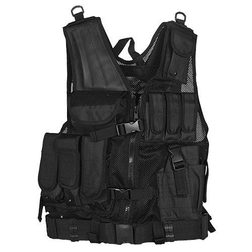 Fox Outdoor Products MACH-1 Tactical Vest Black https://besttacticalflashlightreviews.info/fox-outdoor-products-mach-1-tactical-vest-black/