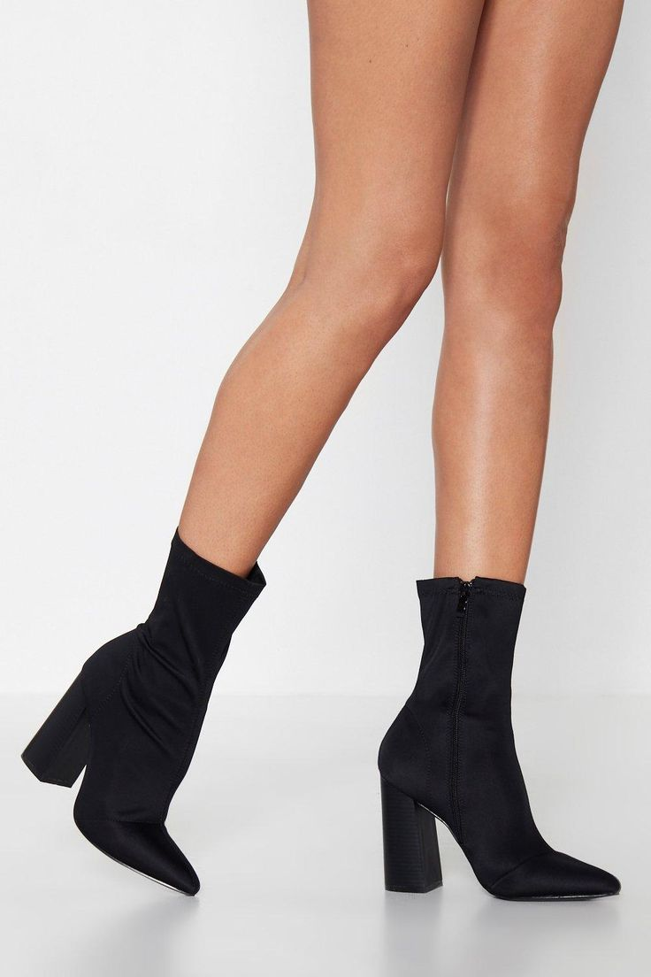Case in Point Sock Boot