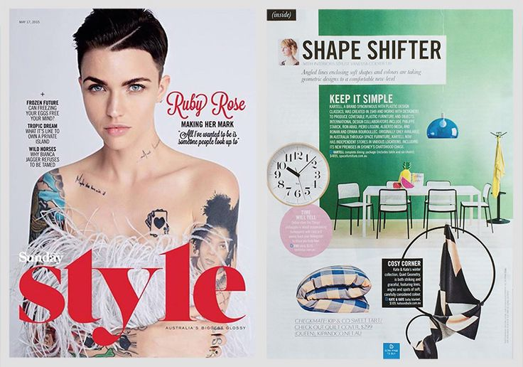 Riki Clock | Sunday Style, May 17 2015