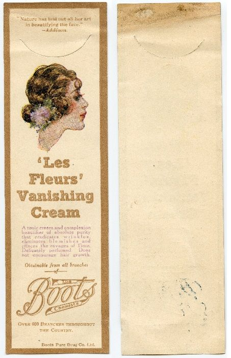 Boots - Les Fleurs Vanishing Cream