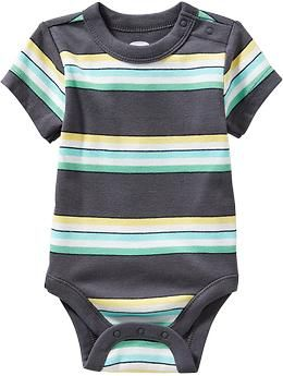 Patterned Bodysuits for Baby