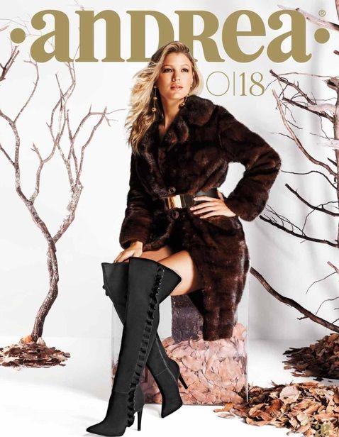 2aaa4dbda0b0 catalogo de calzado andrea otoño invierno 2018   catalogos Andrea ...