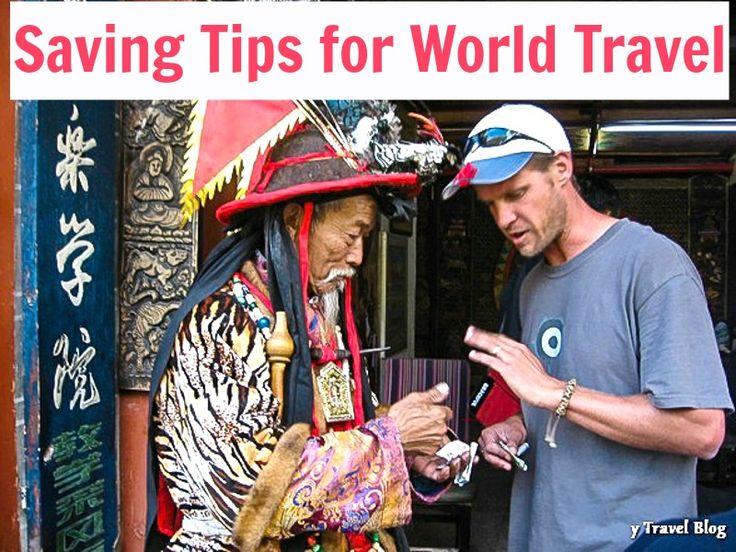 Saving Tips for World Travel: http://www.ytravelblog.com/saving-tips-for-world-travel/