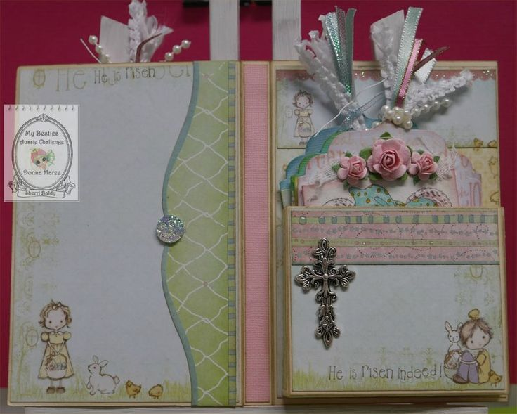 Tags+and+Easter - Scrapbook.com