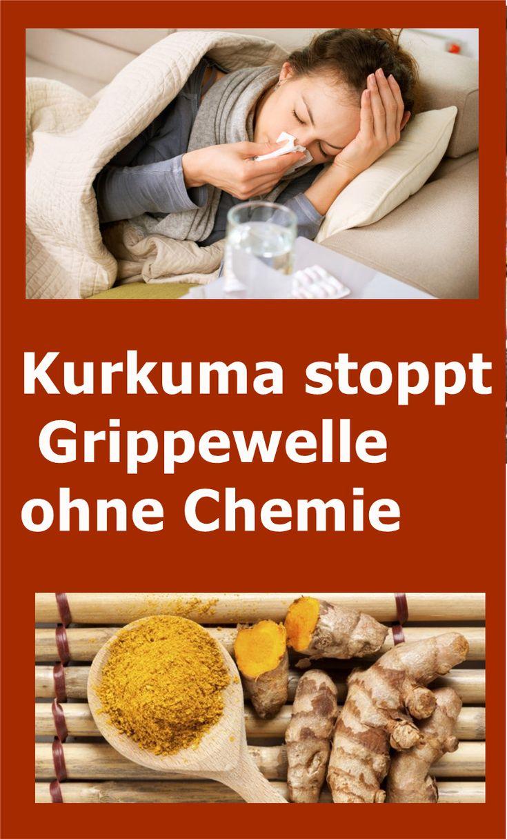 Kurkuma stoppt Grippewelle ohne Chemie | njuskam!