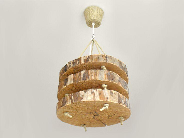 Badkamer Idees Design : Lamp voor de kinderkamer, gemaakt van plakken ...
