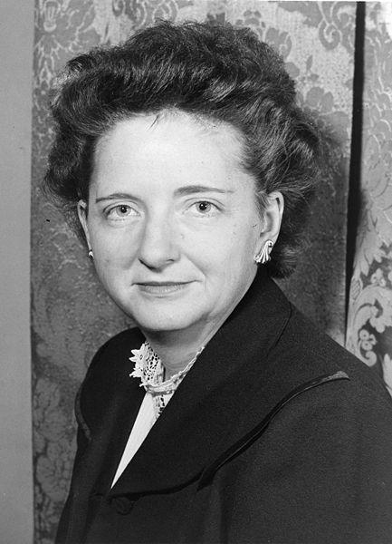 Elizabeth Bentley (1908 – 1963) -Communist Spy & FBI Informant