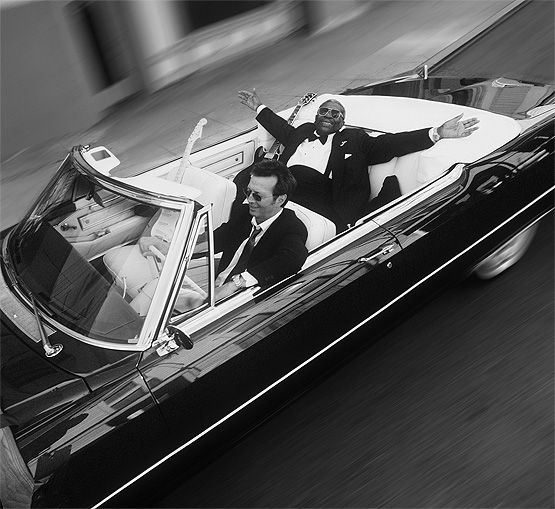 Eric Clapton & BB King Cadillac Style
