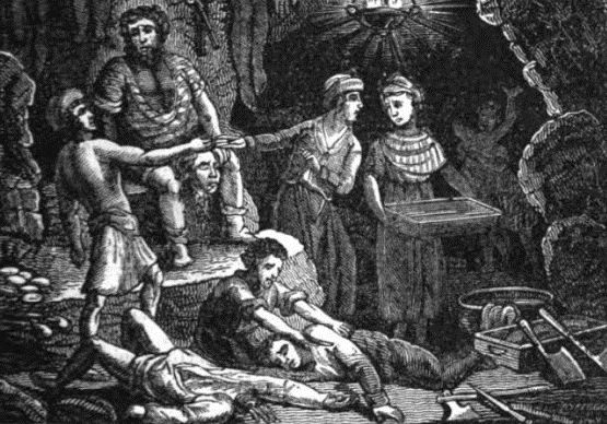 Incest, murder, and mayhem. This is the legend behind the cannibal clan of Sawney Bean, which terrified Scotland for twenty-five years.
