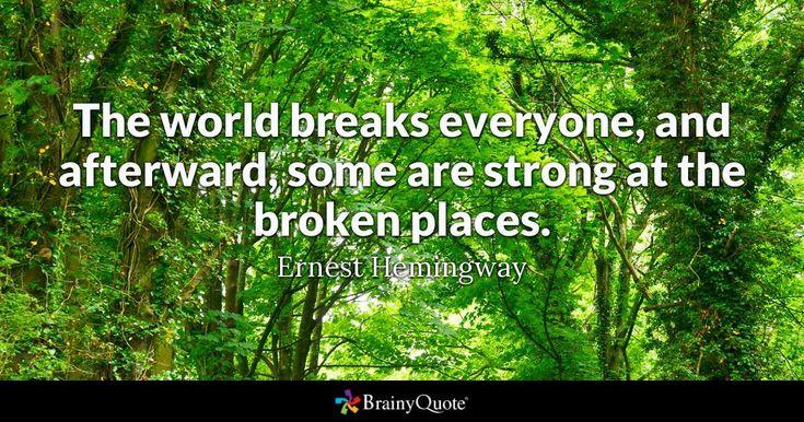 Ernest Hemingway Quotes - BrainyQuote