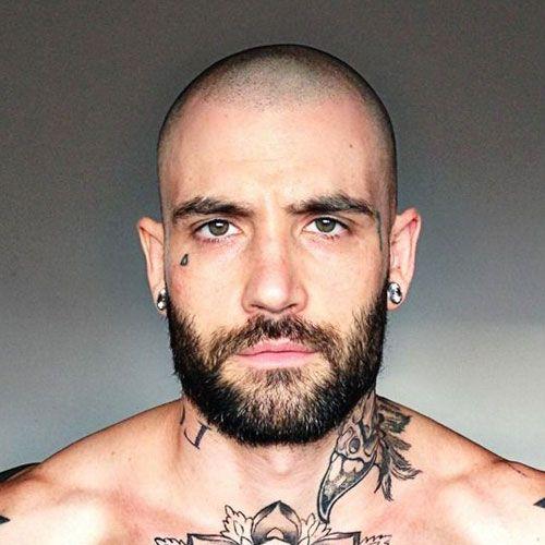 Könntest meinem Blog head man shaved