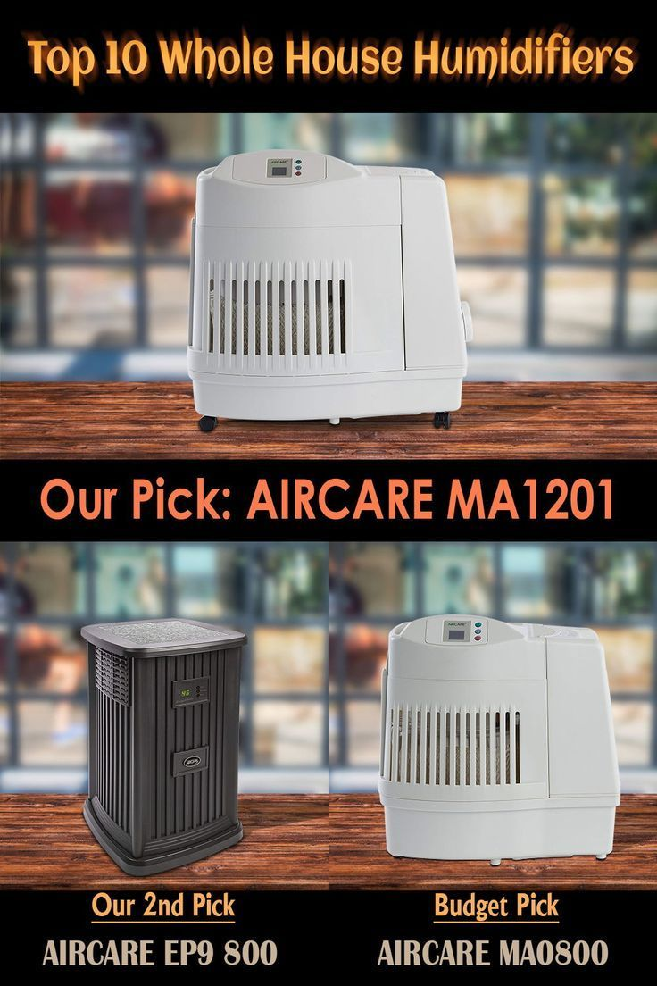 Best Whole Home Humidifier