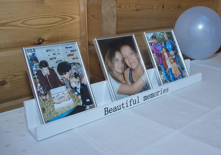 Een altaar om haar overleden moeder te eren. #Bruiloft #Blog #Trouwgeheimen