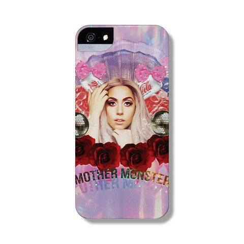 LadyGaga Phone Case from The Dairy www.thedairy.com #TheDairy #PhoneCase