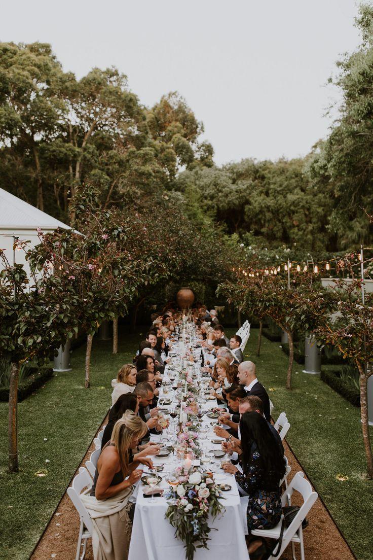 Deirdre u0026 Alistairu0027s Secret Garden Wedding in