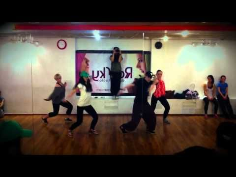 """Bounty Killer - Ride"" Dancehall Choreography by Andrey Boyko (+playlist)"
