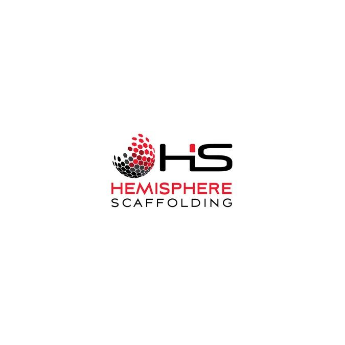 Scaffold Company Logo by VisualTherapy