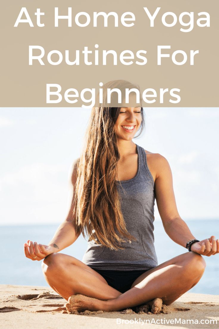 Want to try Yoga but you have no idea where to start? Check out these 5 Yoga routines that will make you comfortable in no time!